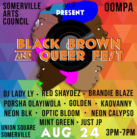 Black, Brown & Queer Fest 2019