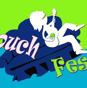 CouchFest graphic by Heather Balchunas