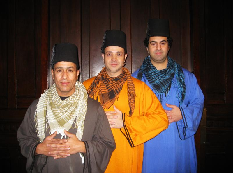 Karim Nagi and the Sharq Arab Ensemble