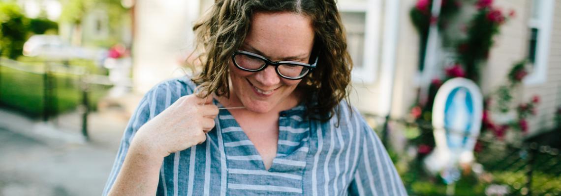 Catherine Piantigini by Jaclyn Tyler Poeschl