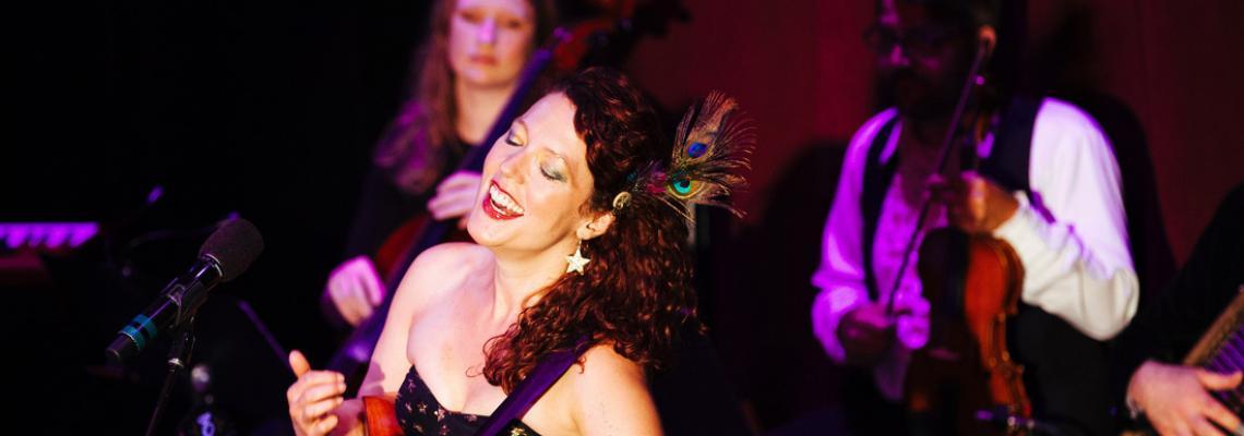 Amy Kucharik, photo by Caroline Alden