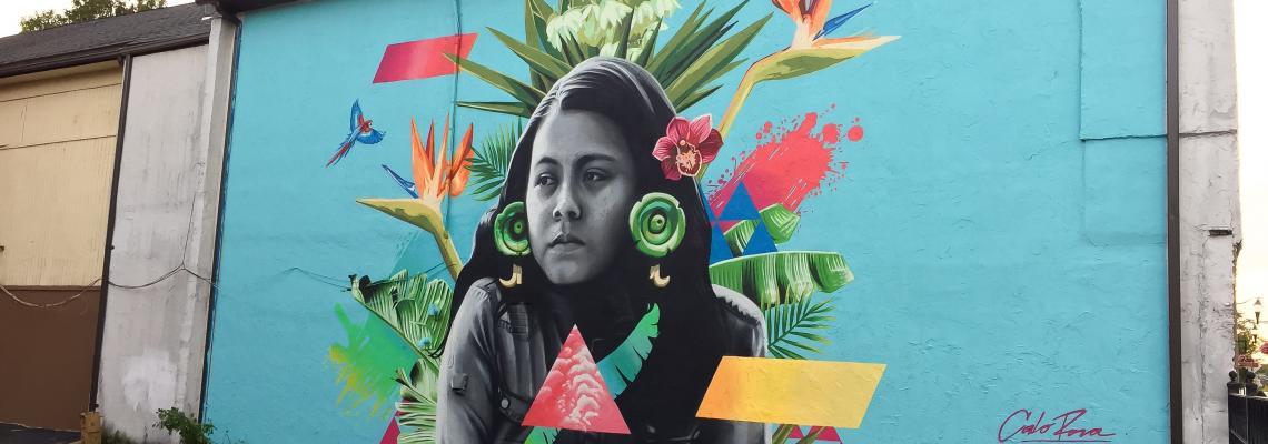 Rosalia by Calo Rosa, 2019
