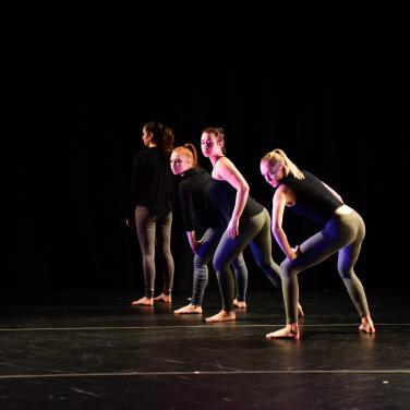 Michela Doherty and Dancers