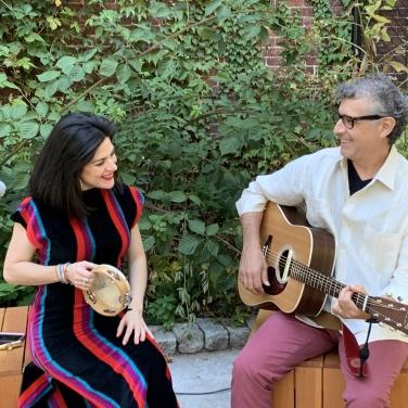 Re-ViVA, Maura Mendoza and Guillermo Ortiz