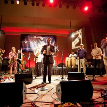 Either/Orchestra with Teshome Mitiku