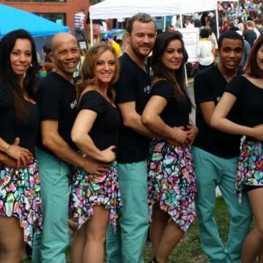 Forrozeiros Dance Group