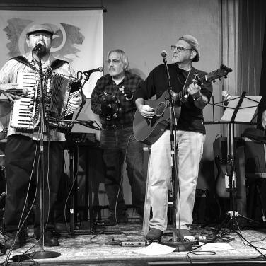 Ralph Tufo and the Squeezebox Stompers