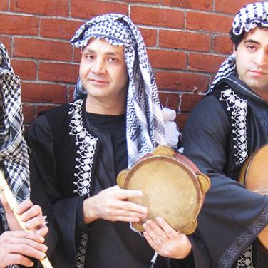 Karim Nagi and Sharq Arab Ensemble