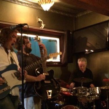 The Barrett Anderson Band