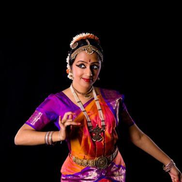 Kavita Venkateswar photo by Siggi Ragnar