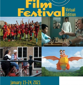Belmont World Film Family Festival, Virtual Edition, 2021