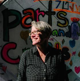 Dina Gjertsen, image by Jaclyn Tyler; www.dakotalenoxphoto.com