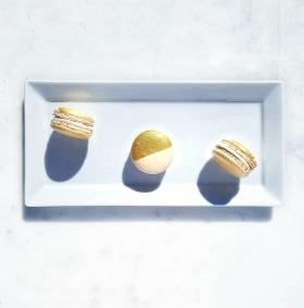 Macarons with Chef T Lawrence-Simon