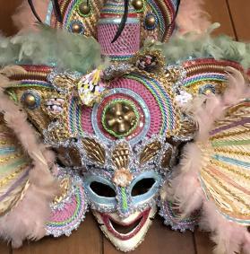 Samantha Fein, Celebratory Masks to Build Community Resiliency
