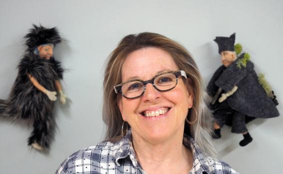 Suzanne photo by Resa Blatman